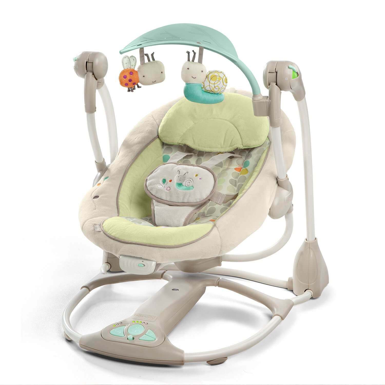 Bright Starts Senecircaportable Babyschaukel