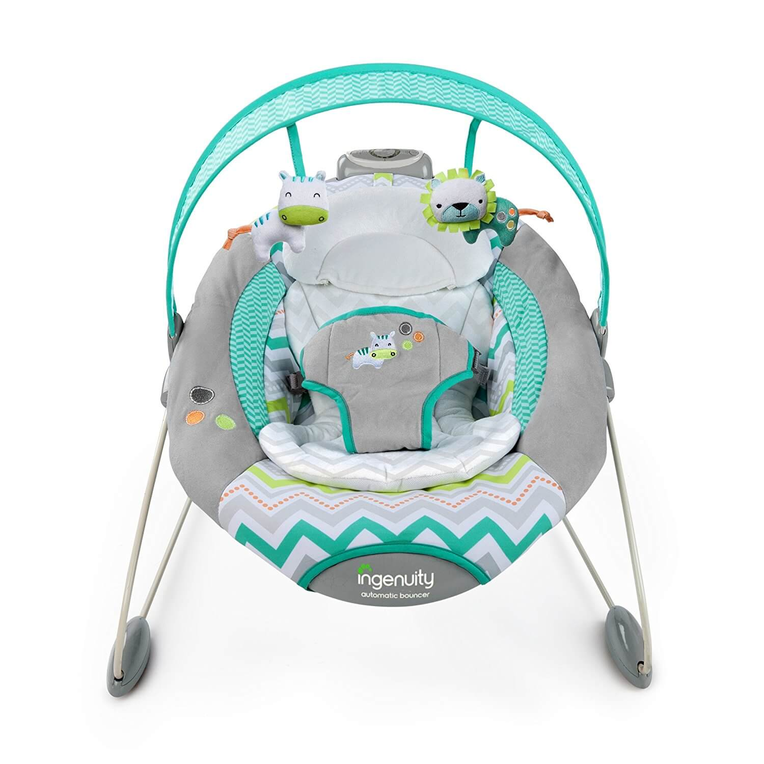 Ingenuity SmartBounce Automatic Bouncer - Ridgedale